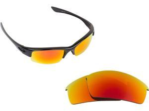 8b4a19433a Bottlecap Replacement Lenses Red Mirror by SEEK fits OAKLEY Sunglasses