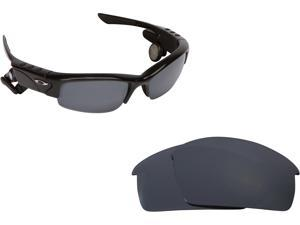 77fb064e43 Best SEEK Polarized Replacement Lenses for Oakley O ROKR PRO Silver Mirror