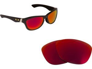 8494954737ce Jupiter Replacement Lenses Polarized Red Mirror by SEEK fits OAKLEY  Sunglasses