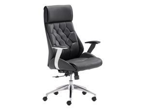Zuo Modern  205890  Boutique Office Chair Black