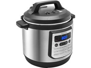 Insignia 8-Quart Multi-Function Pressure Cooker - Stainless Steel