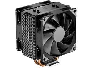 Deepcool Gammaxx 400 EX CPU Cooler,Upgraded from GAMMAXX 400's Classic Design. with More Dense Cooling fins and 2 Performance Fans