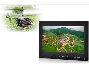 Tekit 7 Inch FPV Monitor For RC Models - Sun Shield, Adjustable Video System, Anti Video Black Out Technolgy(FPV769A)