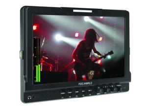 """TeKit 10"""" Professional Camera SDI field monitor with fully featured"""
