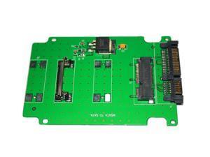 mSATA SSD to 2.5 SATA Drive Converter Adapter,mSATA mini PCI-E SSD Hard Drive to 2.5 inch SATA Converter Card