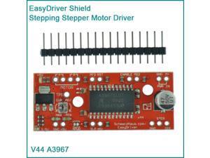 EasyDriver Shield stepping Stepper Motor Driver V44 A3967 For Arduino