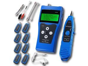 Original Noyafa  Multi-functional Network cable tester Cable tracker RJ45 cable tester , Multipurpose Network Cable Tester Tracker Tracer Test Ethernet NF-388