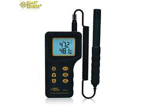 Multi Function K type Thermometer Temperature Relative Humidity meter Hygro-Thermometer AR847