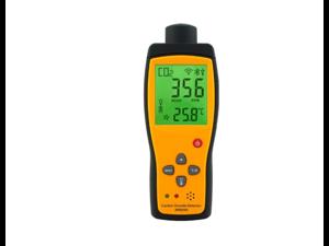 SMART SENSOR Handheld Carbon Dioxide Detector Precise CO2 Meter Air Quality Tester AR8200