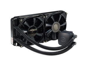 Cooler master Nepton 280L CPU Liquid Cooler RL-N28L-20PK-R1,Nepton 280L - 140 mm - Liquid cooling system radiator with fan