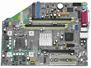 Hp 381028-001 System Board For Business Desktop Dc7600