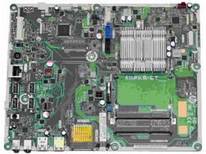 "721380-501 HP Pavillion 23-B 23-F 23"" AIO Motherboard w/ AMD A6-5200 2.0GHz CPU"