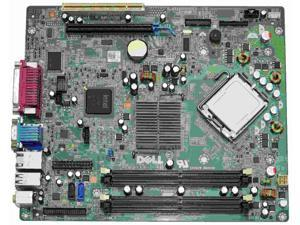 Dell M863N Sff System Board For Optiplex 760 Desktop Pc