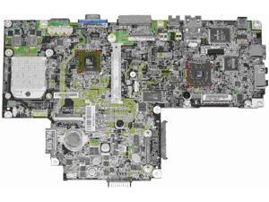 Dell Uw953 Amd Laptop Motherboard S1 For Inspiron 1501