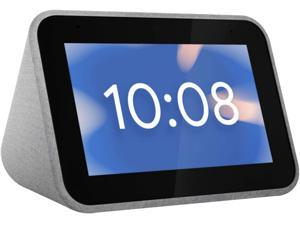 Lenovo Smart Clock with The Google Assistant Control Connected Home ZA4R0002US