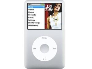 Apple iPod Classic 6th Generation 160GB 2.5-Inch Display Silver Music Player