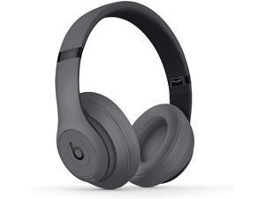 Apple Beats Studio3 Wireless Over-Ear Headphones - Grey