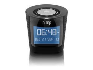 AMS01F-R BUMP Portable MP3 and FM Radio Boombox