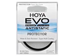 Hoya Evo Antistatic Protector Filter - 58mm #XEVA-58PROTEC