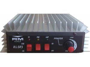 RM Italy KL 503 Linear Amplifier