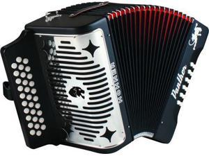Hohner 3100GB Panther Tex Mex GCF Accordion