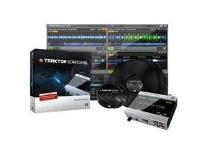 Native Instruments Scratch A6 Professional Vinyl System