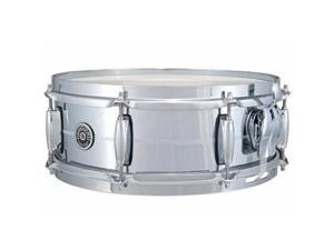 "Gretsch Brooklyn Chrome over Brass 5 x14"" Snare Drum"