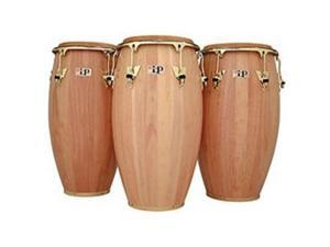 """Latin Percussion LP522XAW Classic 11"""" Conga Quinto, Natural with Gold Hardware"""