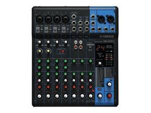 Yamaha MG10XU 10 Ch Mixer with FX and Compression