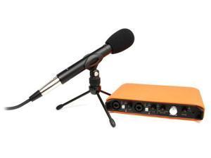 Tascam iXR Trackpack USB Audio Interface Recording Bundle