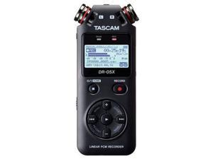 Tascam DR-05X Handheld Portable Recorder