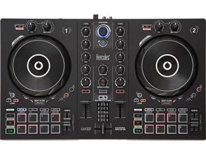 Hercules DJ Control Inpulse 300 DJ Controller w/ Built-in Soundcard & IMA