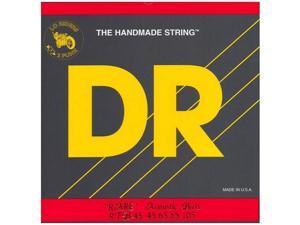 DR Strings RPB45 Rare Medium Phosphor Bronze Acoustic Bass Strings (45-105)