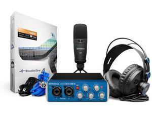 Presonus Audiobox 96 Studio Audio Interface/Recording Bundle