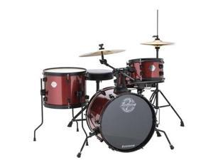 Ludwig Questlove 4-Piece Pocket Kit - Red Wine Sparkle