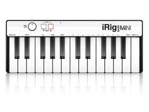 IK Multimedia iRig Keys Mini 25-Key MIDI Controller