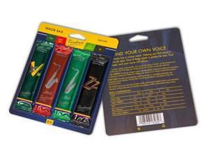 Vandoren Tenor Sax Reed Sample Pack