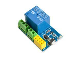 5V Relay Module Remote Control Switch for ESP8266 ESP-01 / ESP-01S WiFi Module (ESP-01/S NOT included)