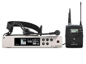 Sennheiser EW 100 G4-ME3 Wireless Headmic System
