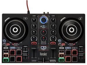 Hercules DJ Control Inpulse 200 DJ Controller w/ Built-in Soundcard & IMA