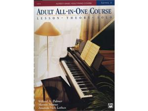 Alfred Alfred's Basic Adult All-in-One Piano Course - Level 2