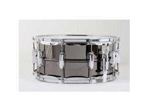 "Ludwig Black Beauty Snare Drum - 6.5"" x 14"""