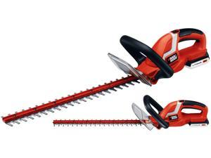 Black & Decker LHT2220 20V MAX Cordless Lithium-Ion 22 in. Dual Action Electric Hedge Trimmer