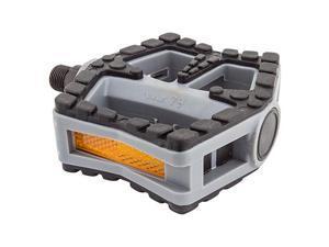 Sunlite Fremont Pedals Sunlt Platform Fremont Aly//nylon 9//16 Pol//bk//gy W//rubber