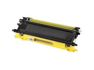 YELLOW TONER FOR BROTHER TN210Y - TN210Y-ER