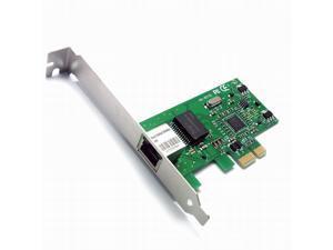 Topwin New 10/100/1000M Gigabit Ethernet LAN PCI-E Express Network Desktop Controller Card