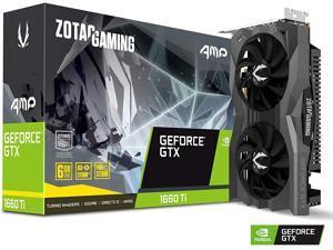 ZOTAC GeForce GTX 1660 Ti Graphic Card