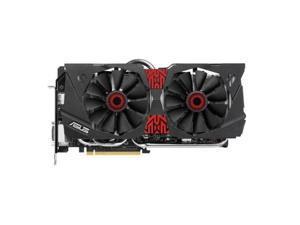 New Asus NVIDIA Video Card GeForce GTX 980 OC 4 GB GDDR5 DVI/HDMI/3DisplayPort PCI-Express 4GB(SaveMart)