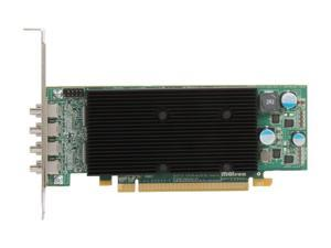 Matrox M9148 M9148-E1024LAF 1GB PCI Express x16 Low-profile Workstation Video Graphics  Card