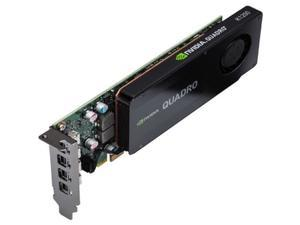 PNY Quadro K1200 Graphic Card - 4 GB GDDR5 - Low-profile - Single Slot Space Req